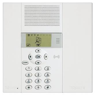 centrale alarme myhome avec transmetteur t l phonique gsm et rtc legrand suisse sa. Black Bedroom Furniture Sets. Home Design Ideas